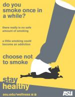 Choose Not to Smoke